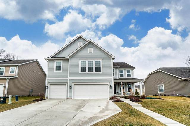 229 Granby Place W, Westerville, OH 43081 (MLS #220026360) :: The Raines Group