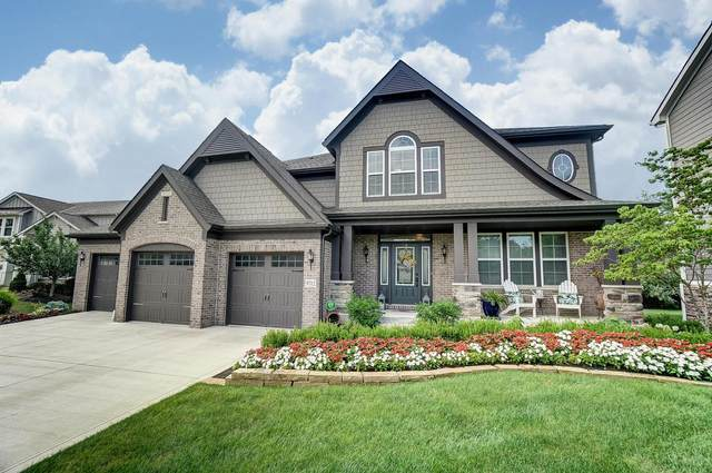 9712 Persimmon Place, Plain City, OH 43064 (MLS #220026420) :: Berkshire Hathaway HomeServices Crager Tobin Real Estate