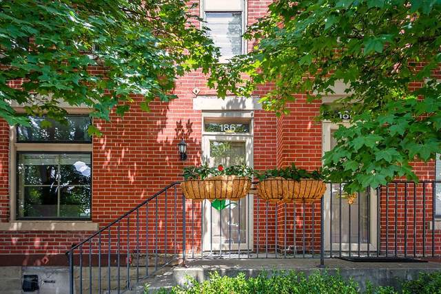 186 Warren Street, Columbus, OH 43215 (MLS #220026436) :: Jarrett Home Group