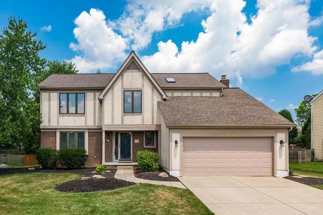 678 Westray Drive, Westerville, OH 43081 (MLS #220026443) :: Keller Williams Excel