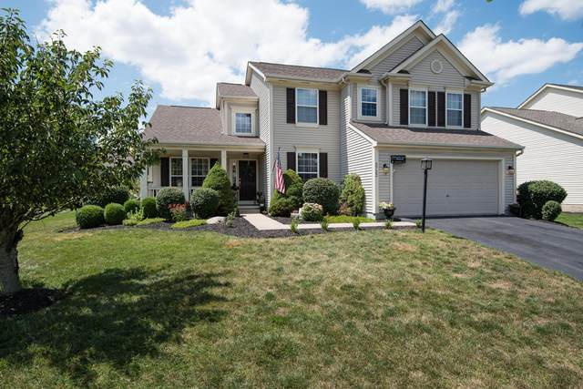 5722 Foxglove Place, Westerville, OH 43082 (MLS #220026506) :: Keller Williams Excel