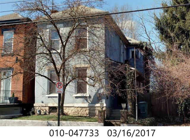 915 S Front Street, Columbus, OH 43206 (MLS #220026512) :: The Raines Group