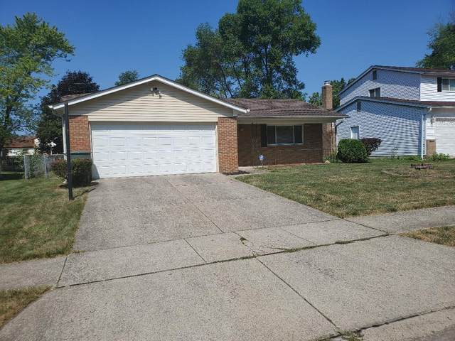 5375 Ivywood Lane, Columbus, OH 43229 (MLS #220026550) :: The Clark Group @ ERA Real Solutions Realty
