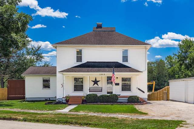 163 Elwood Avenue, Marysville, OH 43040 (MLS #220026557) :: The Clark Group @ ERA Real Solutions Realty