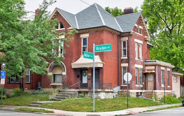 1462 Bryden Road, Columbus, OH 43205 (MLS #220026558) :: The KJ Ledford Group