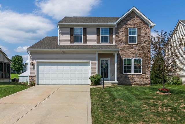 125 Eswine Drive, Etna, OH 43062 (MLS #220026559) :: Core Ohio Realty Advisors