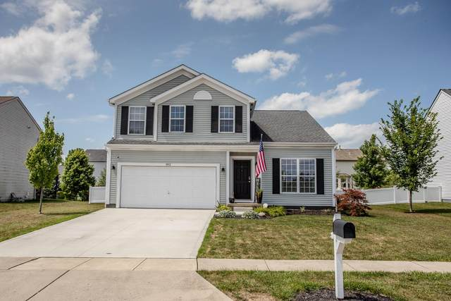 802 Murlay Drive, Plain City, OH 43064 (MLS #220026567) :: Berkshire Hathaway HomeServices Crager Tobin Real Estate