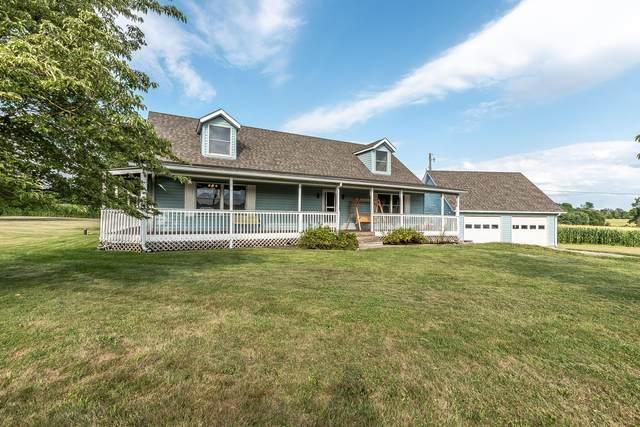 2501 Homer Road NE, Utica, OH 43080 (MLS #220026597) :: Core Ohio Realty Advisors