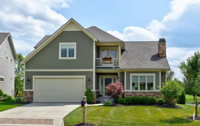 768 Poppy Hills Drive, Blacklick, OH 43004 (MLS #220026608) :: The Jeff and Neal Team | Nth Degree Realty