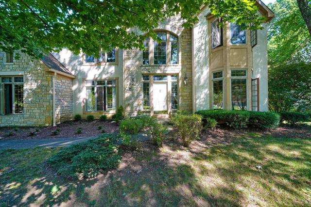 601 Brook Run Drive, Westerville, OH 43081 (MLS #220026618) :: The Raines Group