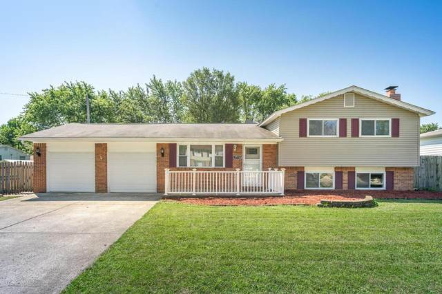 2731 Parlin Drive, Grove City, OH 43123 (MLS #220026648) :: Berkshire Hathaway HomeServices Crager Tobin Real Estate