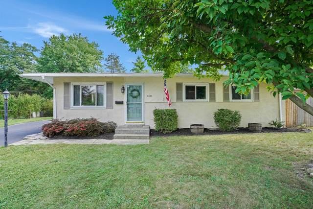 408 Mariemont Drive E, Westerville, OH 43081 (MLS #220026673) :: Berkshire Hathaway HomeServices Crager Tobin Real Estate
