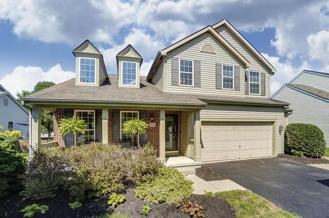 8192 Reynoldswood Drive, Reynoldsburg, OH 43068 (MLS #220026674) :: RE/MAX ONE