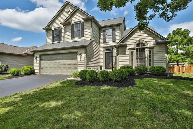 7565 Benderson Drive, Westerville, OH 43082 (MLS #220026681) :: Berkshire Hathaway HomeServices Crager Tobin Real Estate