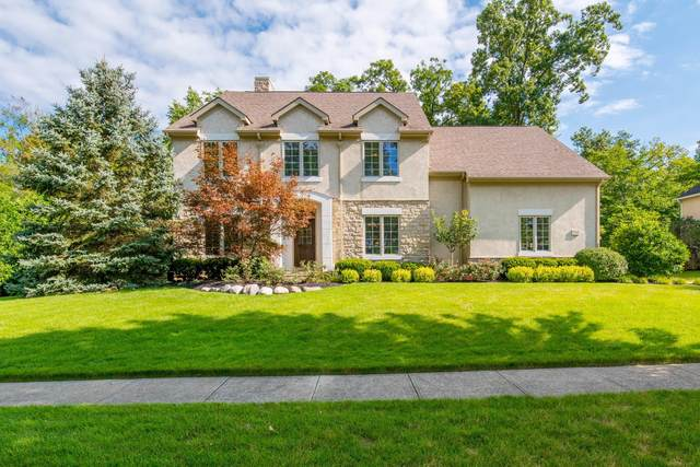 9149 Creighton Drive, Powell, OH 43065 (MLS #220026697) :: Berkshire Hathaway HomeServices Crager Tobin Real Estate