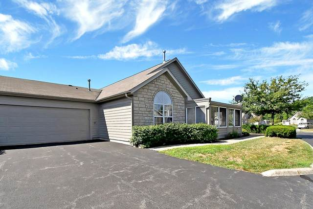 3675 E Links Circle 12-367, Hilliard, OH 43026 (MLS #220026708) :: Sam Miller Team