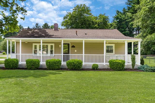 37 Highland Boulevard, Newark, OH 43055 (MLS #220026722) :: Berkshire Hathaway HomeServices Crager Tobin Real Estate