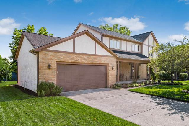 1598 Tuscarora Drive, Grove City, OH 43123 (MLS #220026727) :: Berkshire Hathaway HomeServices Crager Tobin Real Estate