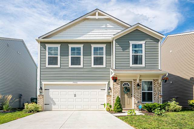 7446 Willow Leaf Drive, Canal Winchester, OH 43110 (MLS #220026733) :: Sam Miller Team