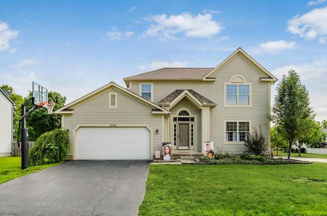 5508 Forest Glen Drive, Grove City, OH 43123 (MLS #220026741) :: Berkshire Hathaway HomeServices Crager Tobin Real Estate