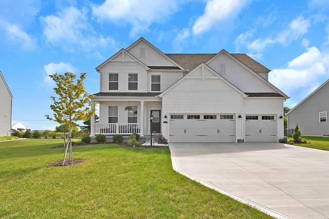 1130 Burrow Court, Marysville, OH 43040 (MLS #220026749) :: Signature Real Estate