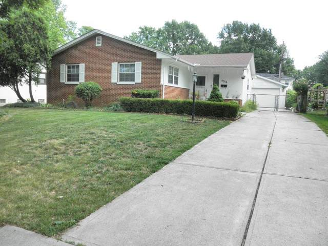 5316 Sprucewood Road, Columbus, OH 43229 (MLS #220026782) :: The Clark Group @ ERA Real Solutions Realty
