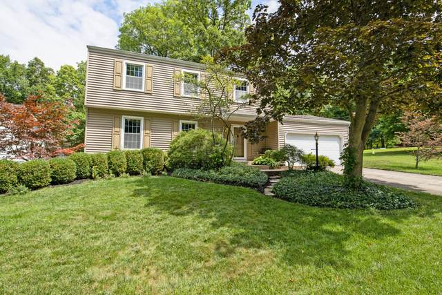 390 Oak Hill Drive, Westerville, OH 43081 (MLS #220026790) :: The Raines Group