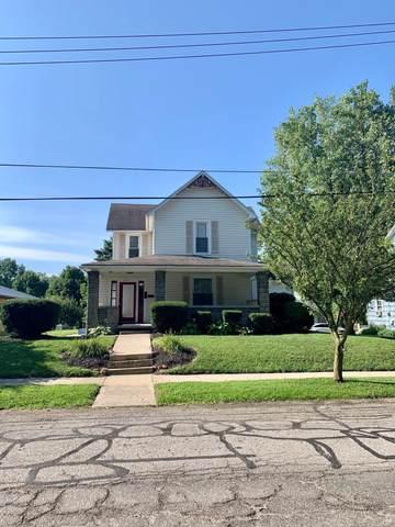 251 Lincoln Avenue, Mount Gilead, OH 43338 (MLS #220026797) :: Sam Miller Team