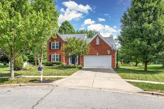 816 Brosmer Court, Reynoldsburg, OH 43068 (MLS #220026798) :: Berkshire Hathaway HomeServices Crager Tobin Real Estate