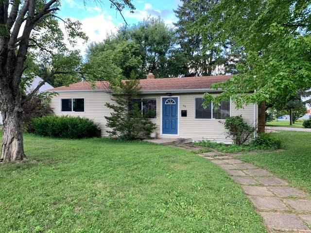 56 Lowell Road, Columbus, OH 43209 (MLS #220026830) :: The Jeff and Neal Team | Nth Degree Realty