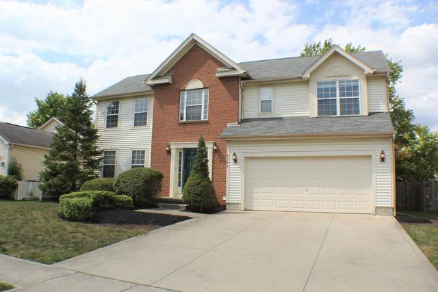 6124 Brushwood Boulevard, Hilliard, OH 43026 (MLS #220026832) :: Susanne Casey & Associates