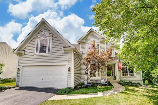 7991 Bellow Park Drive, Reynoldsburg, OH 43068 (MLS #220026836) :: Berkshire Hathaway HomeServices Crager Tobin Real Estate