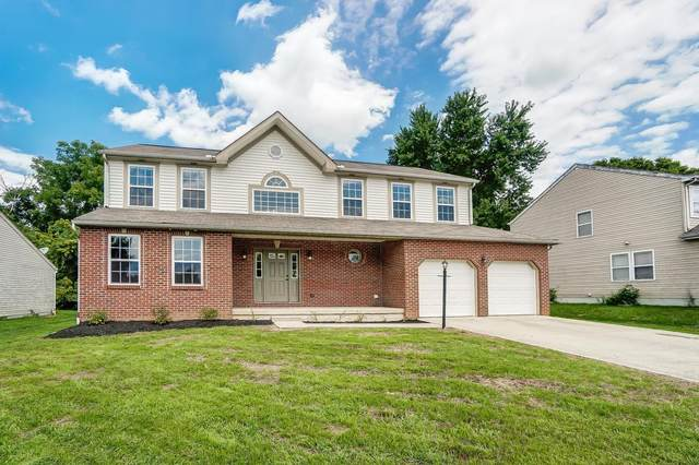 95 Knights Bridge Drive N, Pickerington, OH 43147 (MLS #220026837) :: Berkshire Hathaway HomeServices Crager Tobin Real Estate