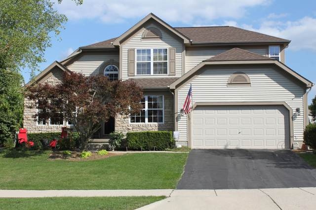 480 Morningstar Drive, Marysville, OH 43040 (MLS #220026843) :: CARLETON REALTY