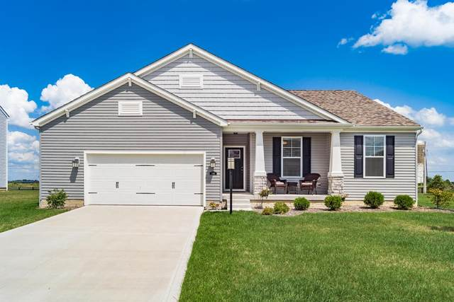 1160 Burrow Court, Marysville, OH 43040 (MLS #220026853) :: 3 Degrees Realty