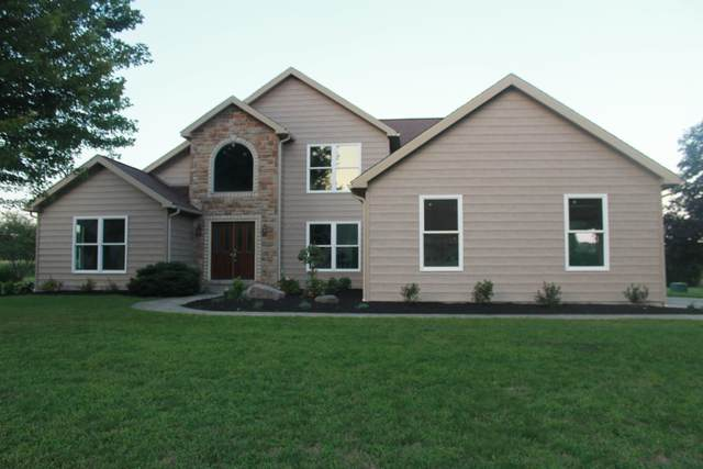 1396 Chaucer Court, Marion, OH 43302 (MLS #220026891) :: Huston Home Team