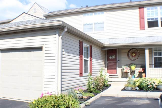 5593 Valencia Park Boulevard 11C, Hilliard, OH 43026 (MLS #220026892) :: 3 Degrees Realty