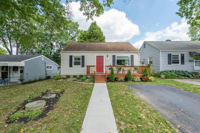 356 Rosslyn Avenue, Columbus, OH 43214 (MLS #220026905) :: The Clark Group @ ERA Real Solutions Realty