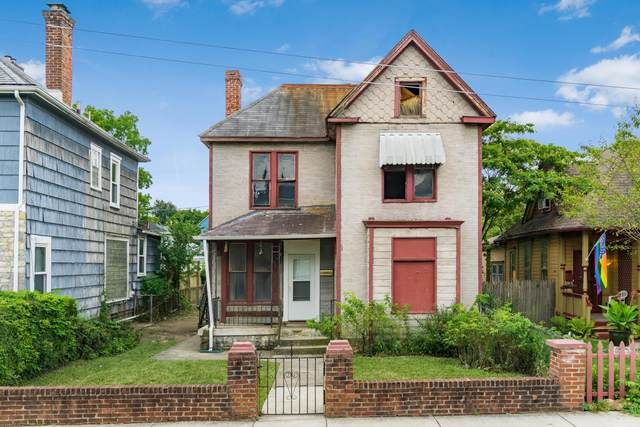 1055 Fair Avenue, Columbus, OH 43205 (MLS #220026907) :: The KJ Ledford Group