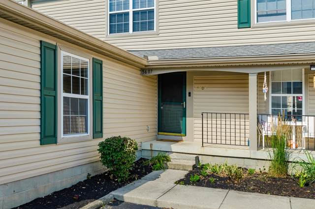 5607 Valencia Park Boulevard 12C, Hilliard, OH 43026 (MLS #220026942) :: The Jeff and Neal Team | Nth Degree Realty