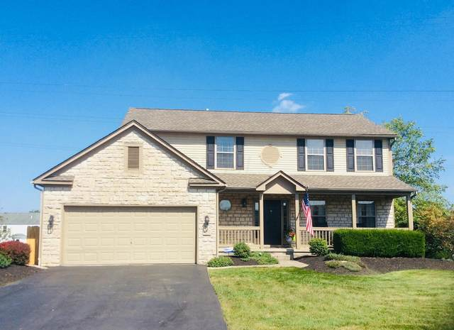 4282 Lemon Lake Court, Grove City, OH 43123 (MLS #220026965) :: Jarrett Home Group