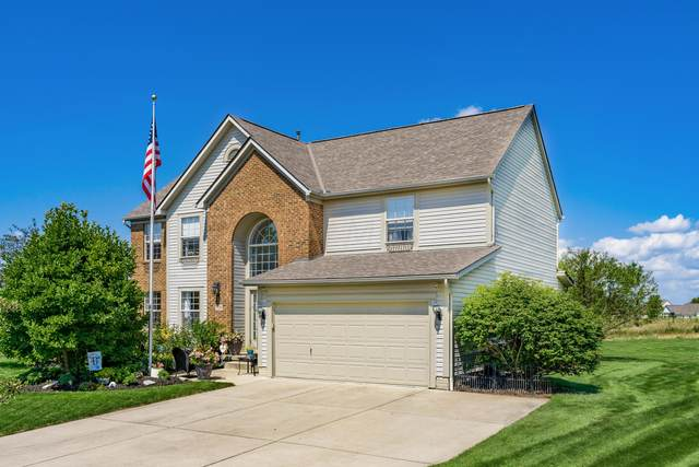 7335 Crossett Court, Canal Winchester, OH 43110 (MLS #220026994) :: The Jeff and Neal Team | Nth Degree Realty