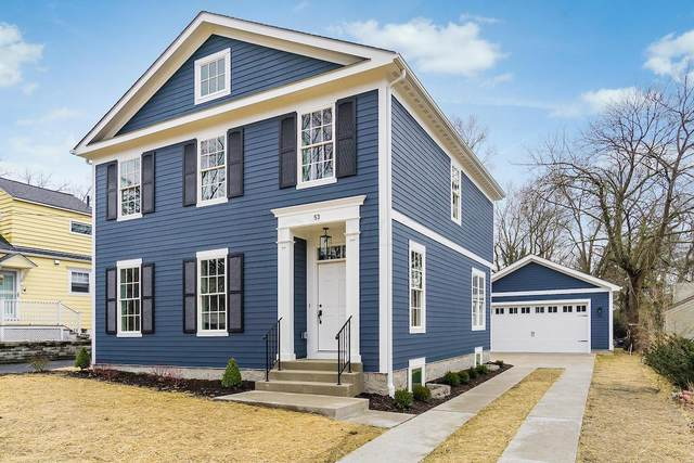 53 W Short Street, Worthington, OH 43085 (MLS #220027000) :: Keller Williams Excel