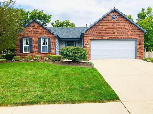 2450 Quail Meadow Drive, Grove City, OH 43123 (MLS #220027003) :: RE/MAX ONE