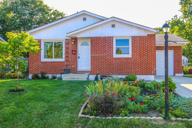 4821 Glendon Road, Columbus, OH 43229 (MLS #220027061) :: The Clark Group @ ERA Real Solutions Realty