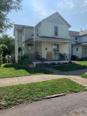 526 Harrison Avenue, Lancaster, OH 43130 (MLS #220027064) :: The Clark Group @ ERA Real Solutions Realty