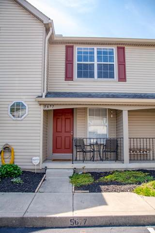 5677 Mango Lane 102B, Hilliard, OH 43026 (MLS #220027084) :: Susanne Casey & Associates