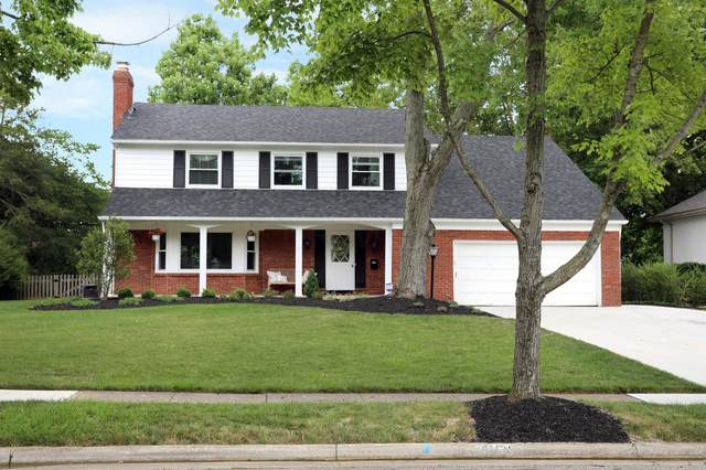4174 Chadbourne Drive, Columbus, OH 43220 (MLS #220027103) :: Keller Williams Excel