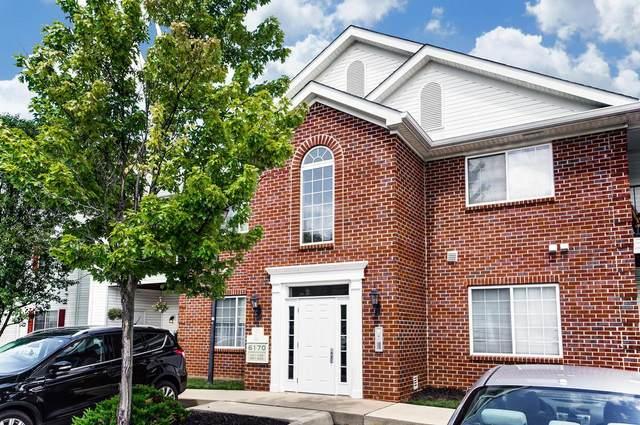6170 Harbour Pointe #202, Columbus, OH 43231 (MLS #220027109) :: Core Ohio Realty Advisors