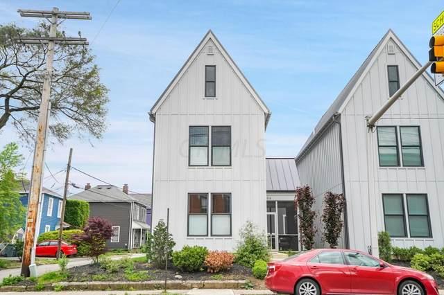 994 Summit Street, Columbus, OH 43201 (MLS #220027120) :: The KJ Ledford Group